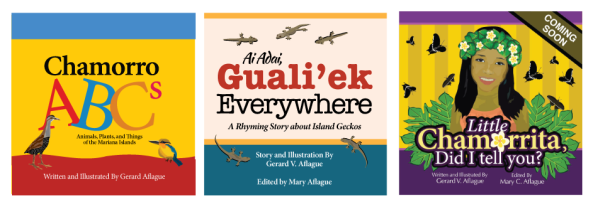 Guam Kid's Book Titles