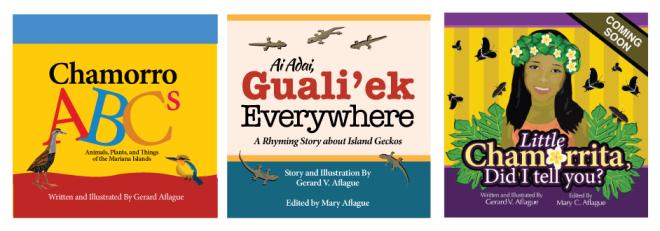 Guam Kid's Book Titles