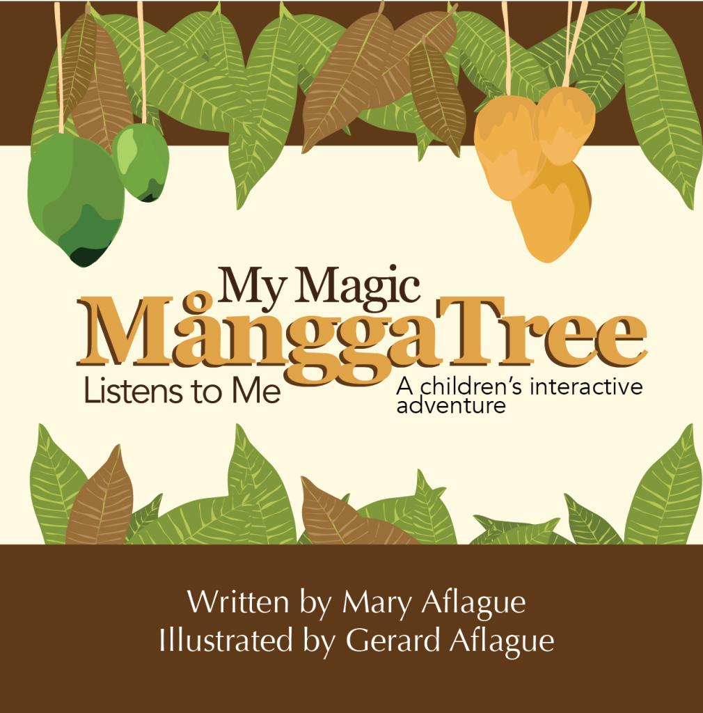 My Mangga Tree Front Cover FB